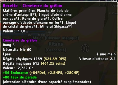 [CODEX NOIR] - FORGE - Recette lvl 60 Forge_epee1M-cimeterre-grelon